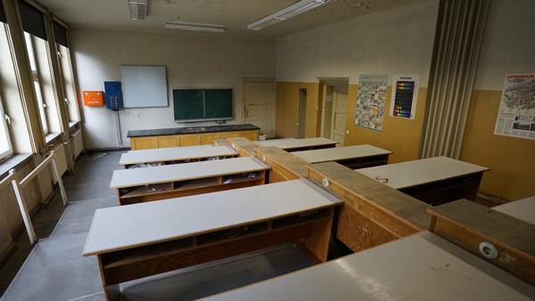 Altes Puschkin-Gymnasium 4