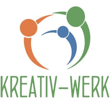 Logo: Kreativ-Werk - zur Startseite