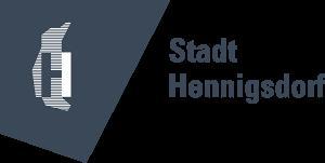 Logo: Stadt Hennigsdorf - zur Webseite